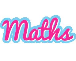 Maths popstar logo