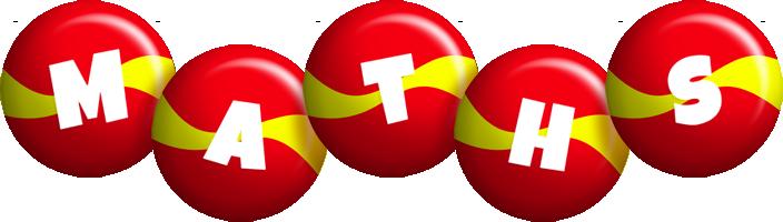 Maths spain logo