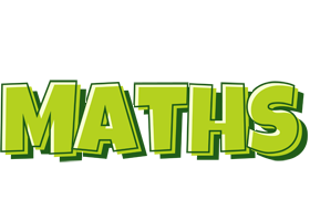 Maths summer logo