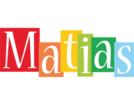 Matias colors logo