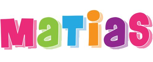 Matias friday logo