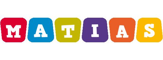 Matias kiddo logo