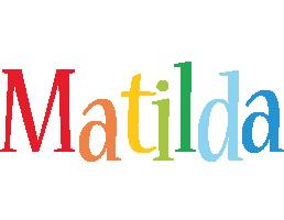 Matilda Logo | Name Logo Generator - Smoothie, Summer ...