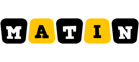 Matin boots logo