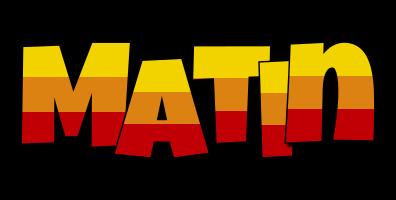 Matin jungle logo