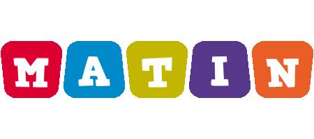Matin kiddo logo
