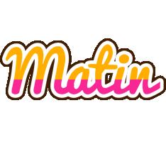 Matin smoothie logo