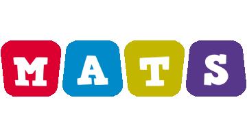 Mats daycare logo