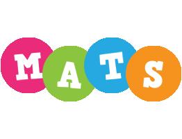 Mats friends logo