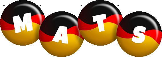 Mats german logo
