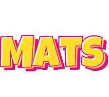 Mats kaboom logo