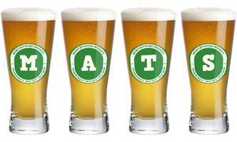 Mats lager logo