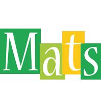 Mats lemonade logo