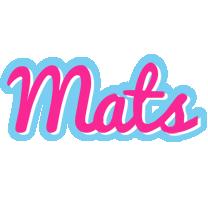 Mats popstar logo