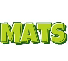 Mats summer logo