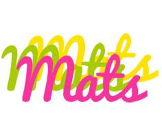 Mats sweets logo