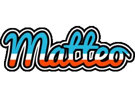 Matteo america logo