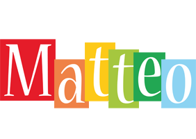 Matteo colors logo