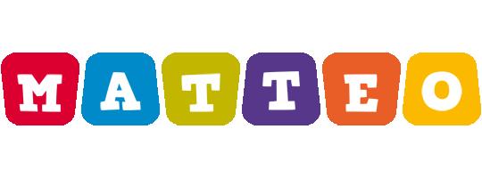 Matteo daycare logo