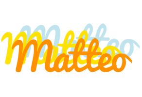 Matteo energy logo