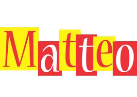 Matteo errors logo
