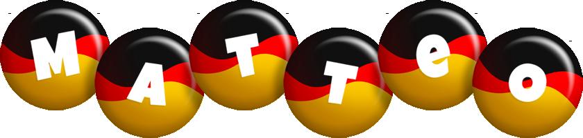 Matteo german logo
