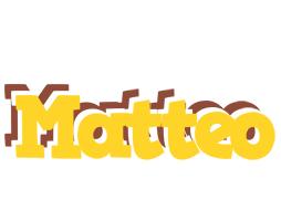 Matteo hotcup logo
