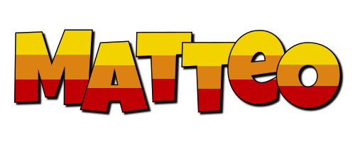 Matteo jungle logo