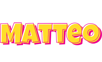 Matteo kaboom logo
