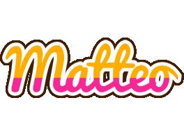 Matteo smoothie logo