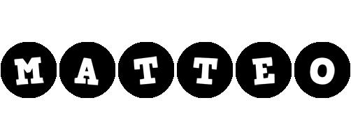 Matteo tools logo