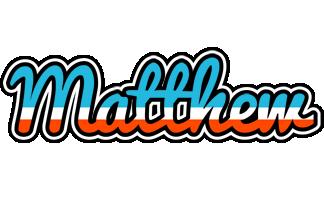 Matthew america logo