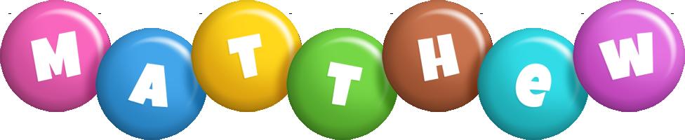 Matthew candy logo