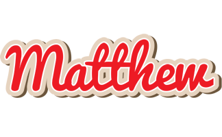 Matthew chocolate logo