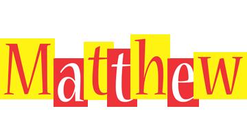 Matthew errors logo