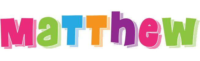 Matthew friday logo