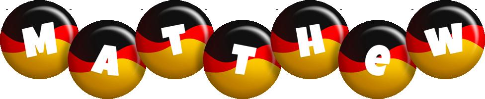 Matthew german logo