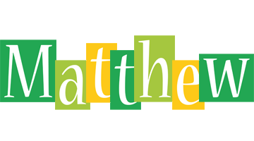Matthew lemonade logo