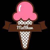 Matthew premium logo