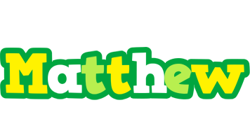 Matthew soccer logo