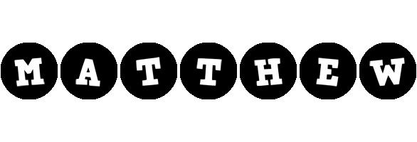 Matthew tools logo