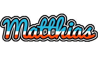 Matthias america logo