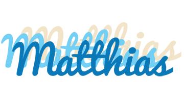 Matthias breeze logo