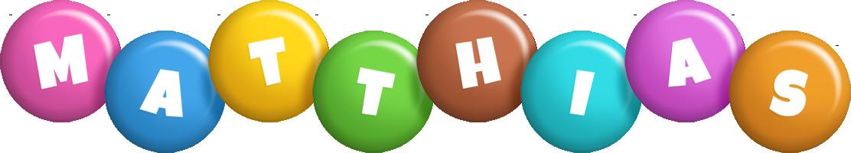 Matthias candy logo