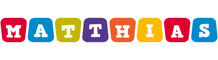 Matthias daycare logo