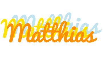 Matthias energy logo