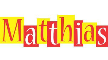 Matthias errors logo