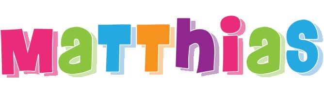 Matthias friday logo