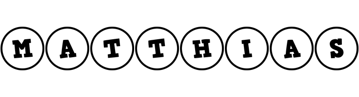 Matthias handy logo