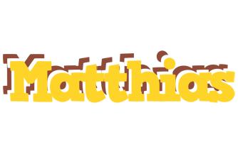 Matthias hotcup logo